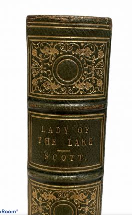 [Hayday Bindery] [Fore-edge binding] The lady of the lake